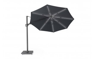Parasol Ogrodowy Challenger T2 GLOW 3,5M Antracite