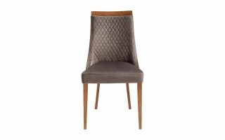 Krzesło Swing KARO 6 Dąb Miodowy