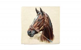 Poszewka 45/45 Głowa konia