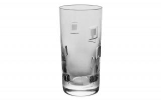 Szklanka kryształowa 320ml Violetta K279