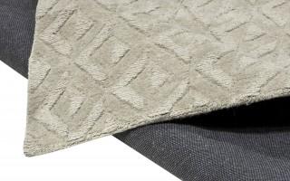 Dywan Kenel Grey 160x230 cm geometryczne wzory