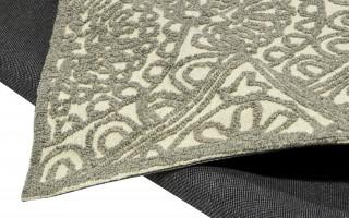 Dywan Borneo Grey 160x230 cm geometryczny