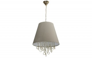 Lampa wisząca kryształowa Golden Ring 5050/1P-3