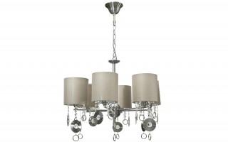 Lampa wisząca kryształowa Chic 5049/6