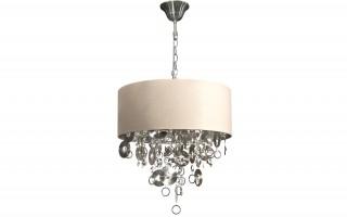 Lampa wisząca kryształowa Chic 5049/1P-6