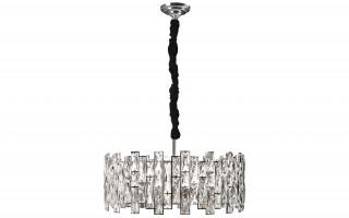Lampa wisząca kryształowa Jewel Chrome 60215/8