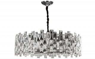 Lampa wisząca kryształowa Jewel Chrome 60215/10