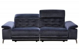 Sofa Ancora 3 os. z funkcją relaks