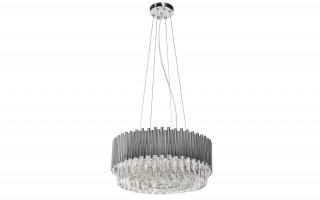 Lampa wisząca kryształowa Stic Chrome 60181/13
